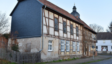Family hotel for sale in village centre near Nordhausen Germany